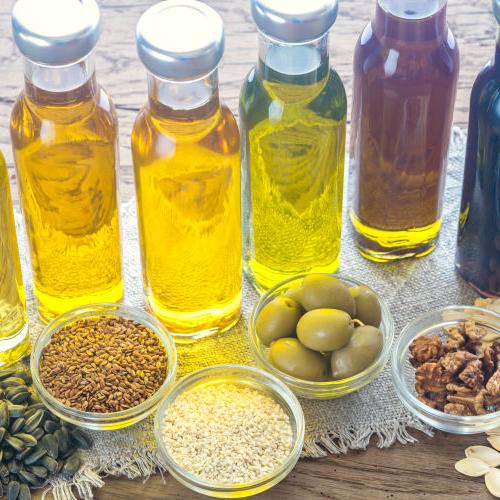 Sunde planteolier – gyldne dråber